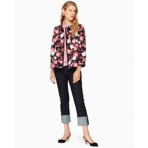 NEW Kate Spade Blooming Jacket Size 14